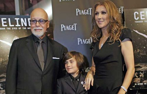 Celine Dion Finally Name Her Twin Boys