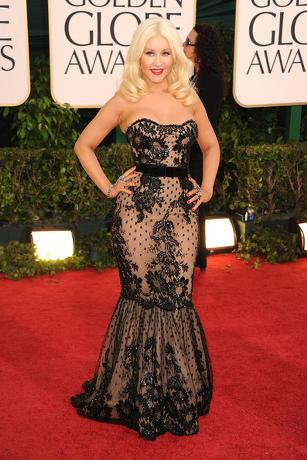 "Christina Aguilera To Sing National Anthem At ""Super Bowl XLV"""
