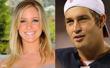 "Kristin Cavallari: ""I'm In Love"" With Chicago Bears' QB Jay Cutler"