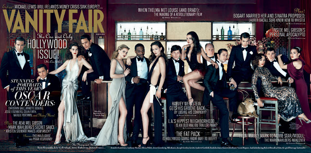 """Vanity Fair's"" 2011 Hollywood Issue!"
