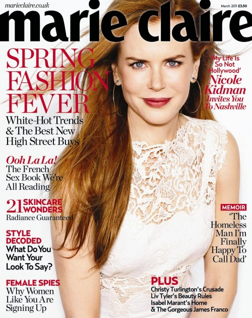 Nicole Kidman Speaks On Her 10-Yr Marriage To Tom Cruise