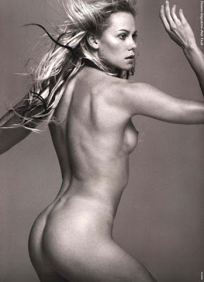 Famous nude female athletes