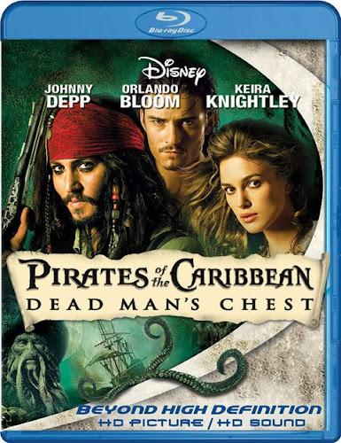 Pirates of the Caribbean: Dead Mans Chest 2006 m720p BluRay