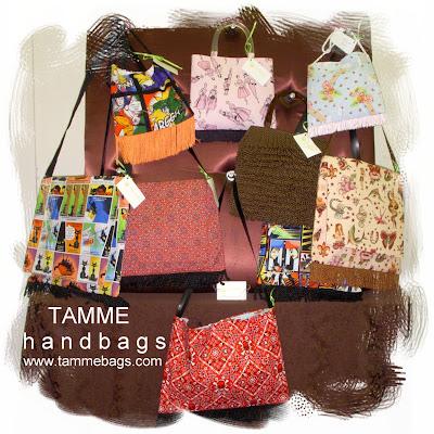 Tamme Handbags, Media Arts Council 2009
