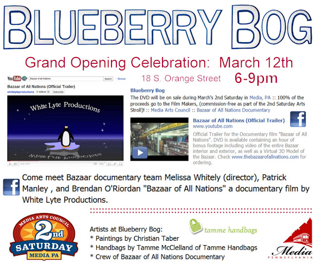 Grand Opening Celebration :: Blueberry Bog