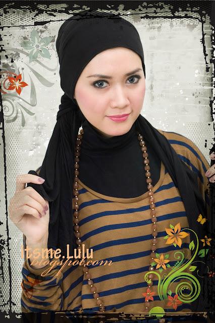 Hijab Tutorial : Scarf Waving-Malabis Moslem