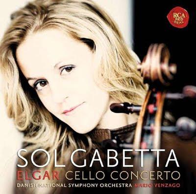 Elgar por Sol Gabetta en RCA Red Seal