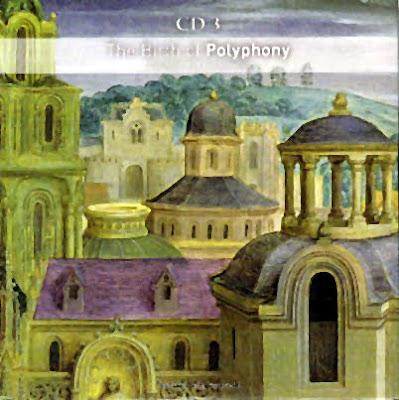 El nacimiento de la polifonía en la colección Sacred Music de HM