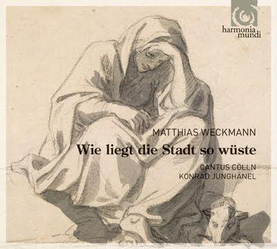 Motetes de Weckmann por Cantus Cölln y Konrad Junghänel