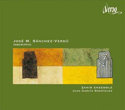 Zahir Ensemble debuta en el mundo del disco con un álbum dedicado a José María Sánchez Verdú