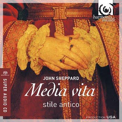 Stile Antico presenta un programa dedicado a John Sheppard en HM