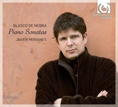 Blasco de Nebra tocado por Javier Perianes