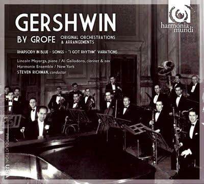 Symphonic Jazz de Gershwin