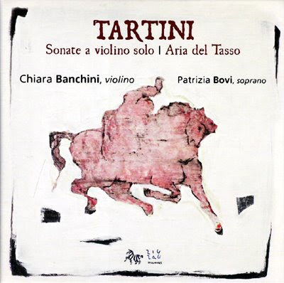 Tartini por Chiara Banchini