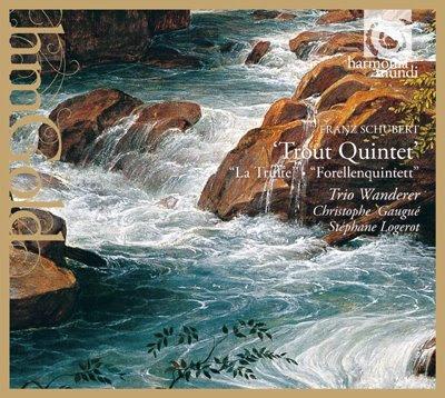 La Trucha de Schubert y Hummel por Trío Wanderer y amigos