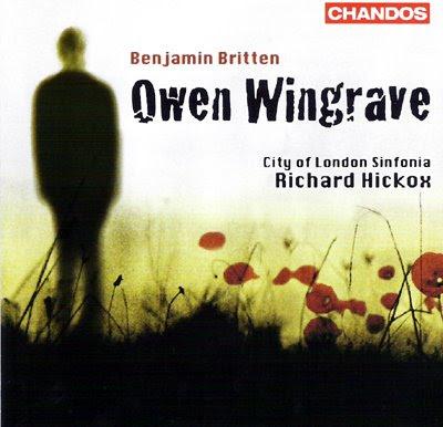 Owen Wingrave de Britten por Hickox