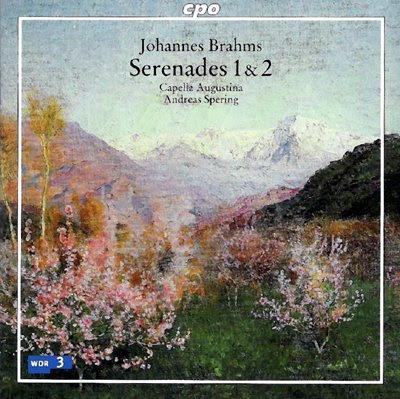 Serenatas de Brahms por Andreas Spering y la Capella Augustina