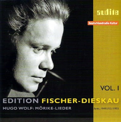 Volumen 1 de la Edición Fischer-Dieskau de Audite