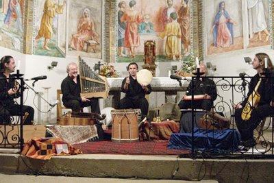 Artefactum en el Festival de Música Antigua de Tiana en Barcelona