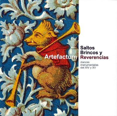 Saltos, brincos y reverencias por Artefactum