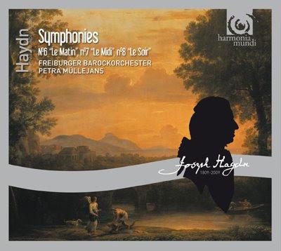 Las sinfonías de Petra Müllejans y la Freiburger Barockorchester