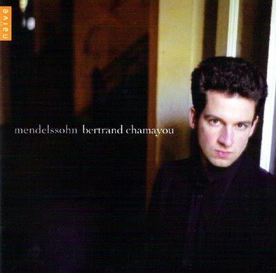 Mendelssohn de Bertrand Chamayou