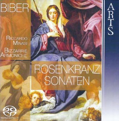 Las Sonatas del Rosario de Biber por Riccardo Minasiy Bizarrie Armoniche