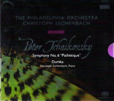 La Patética de Chaikovski por Eschenbach en Filadelfia