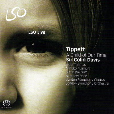 A child of our time de Tippett por Colin Davis