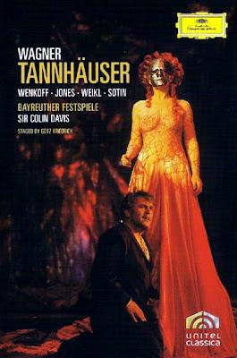El Tannhäuser de Friedrich en DG