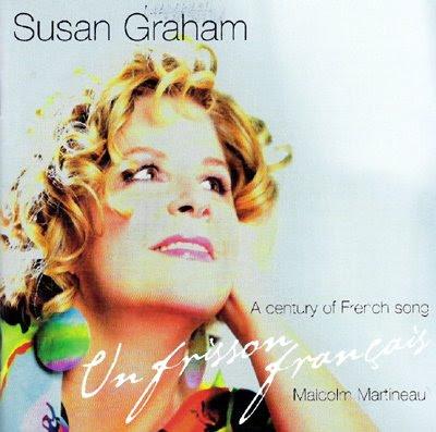 Un siglo de canciones francesas por Susan Graham