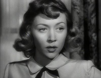 Gloria Grahem en A Woman' secret de Nicholas Ray