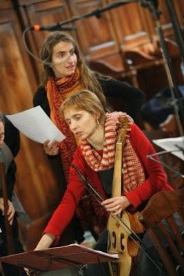 Livia (delante) y Claudia Caffagni (© Anne Decoville)