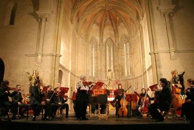 La OBS en Santa Marina el 21 de diciembre de 2008 (© Belén Vargas / Diario de Sevilla)
