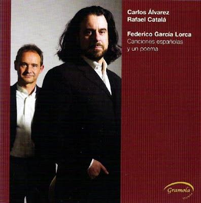 Lorca en la voz de Carlos Álvarez