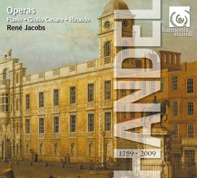 Óperas de Haendel en HM