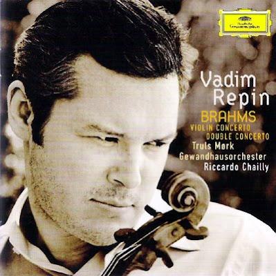 Brahms por Vadim Repin y Riccardo Chailly