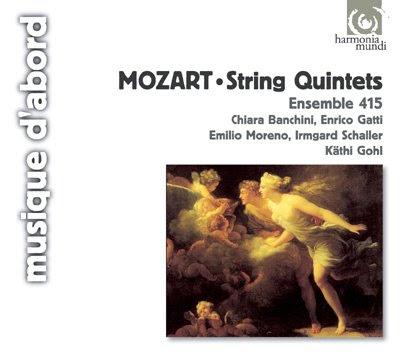 Quintetos de Mozart por el Ensemble 415