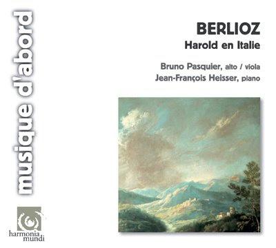 Harold en Italia de Berlioz por Pasquier y Heisser