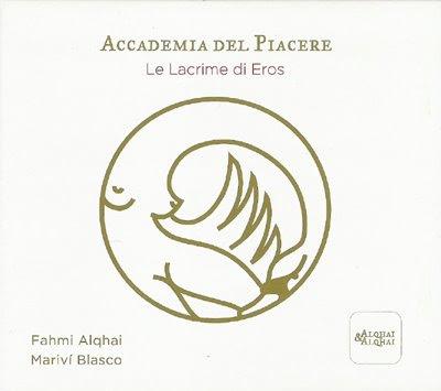 Le Lacrime di Eros, debut discográfico de la Accademia del Piacere