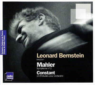 Una 2ª de Mahler por Bernstein en 1958