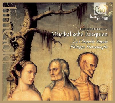 Las Exequias musicales de Schütz por Herreweghe