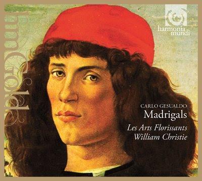 Madrigales de Gesualdo por Christie
