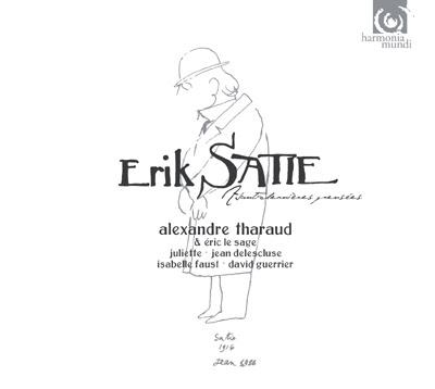 Satie por Alexandre Tharaud y amigos