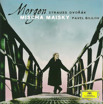 Dvorák y Strauss por Maisky y Gililov