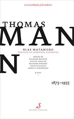 Thomas Mann en Ediciones Singulares