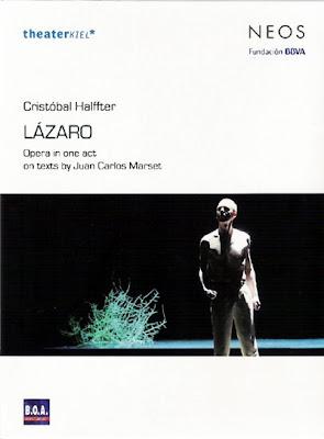 Lázaro de Cristóbal Halffter en Neos