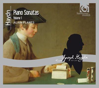 Las últimas sonatas de Haydn por Alain Planès