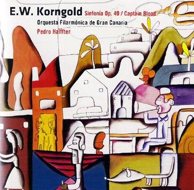 La Sinfonía de Korngold por Pedro Halffter