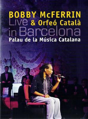 Bobby McFerrin y el Orfeó Català